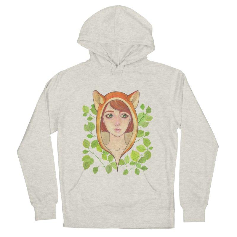 Foxy Girl Women's Pullover Hoody by Lost in Space