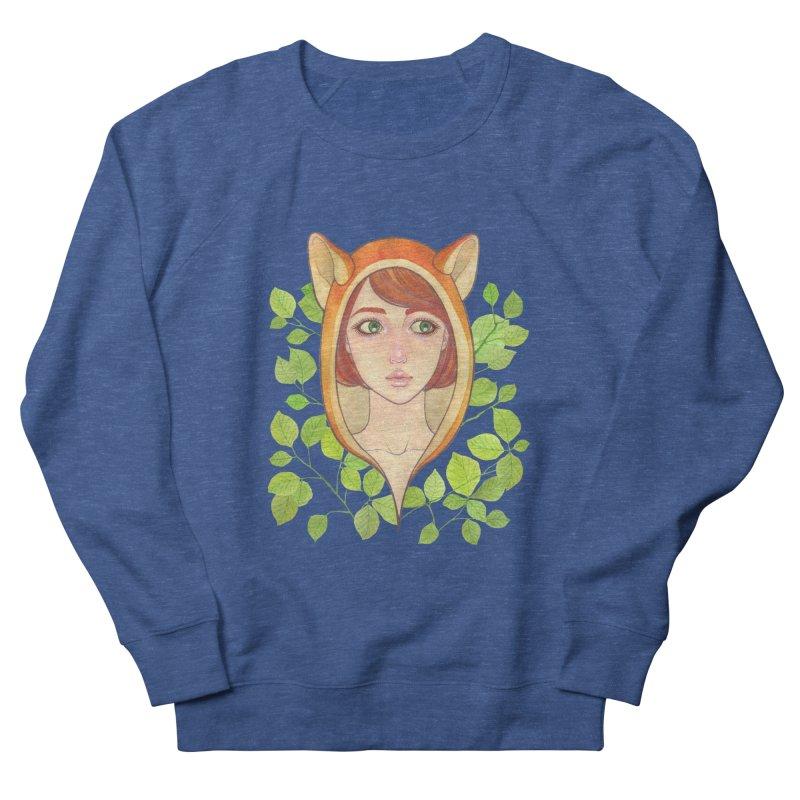 Foxy Girl Women's Sweatshirt by Lost in Space