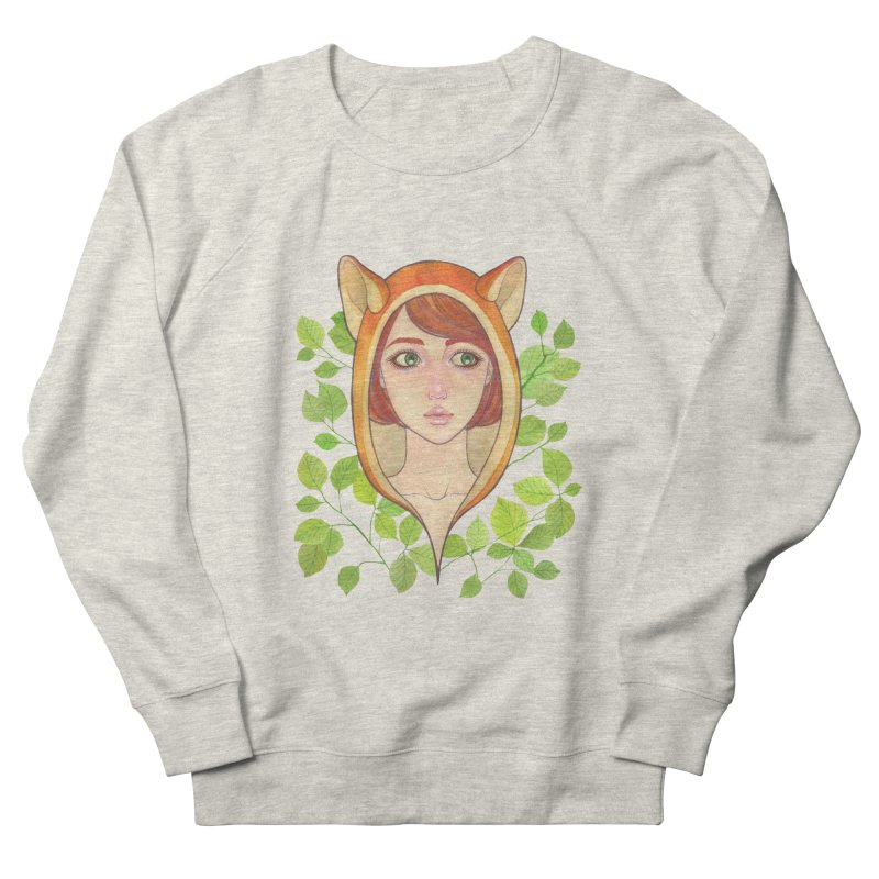 Foxy Girl Women's Sweatshirt by Lost in Space
