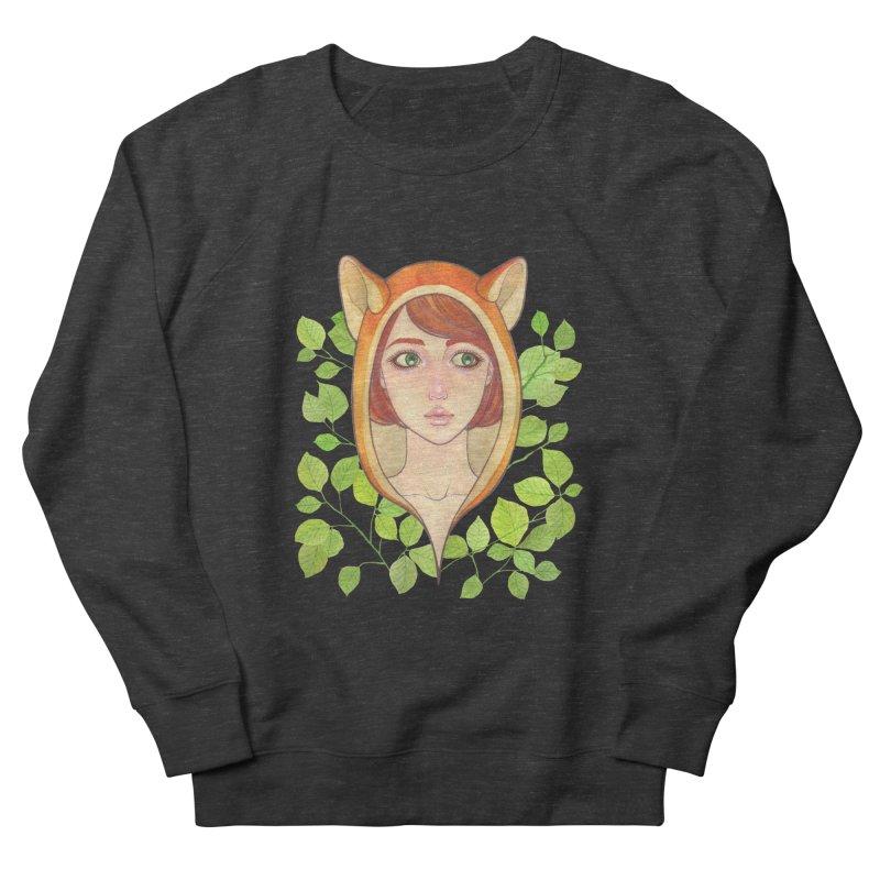 Foxy Girl Men's Sweatshirt by Lost in Space