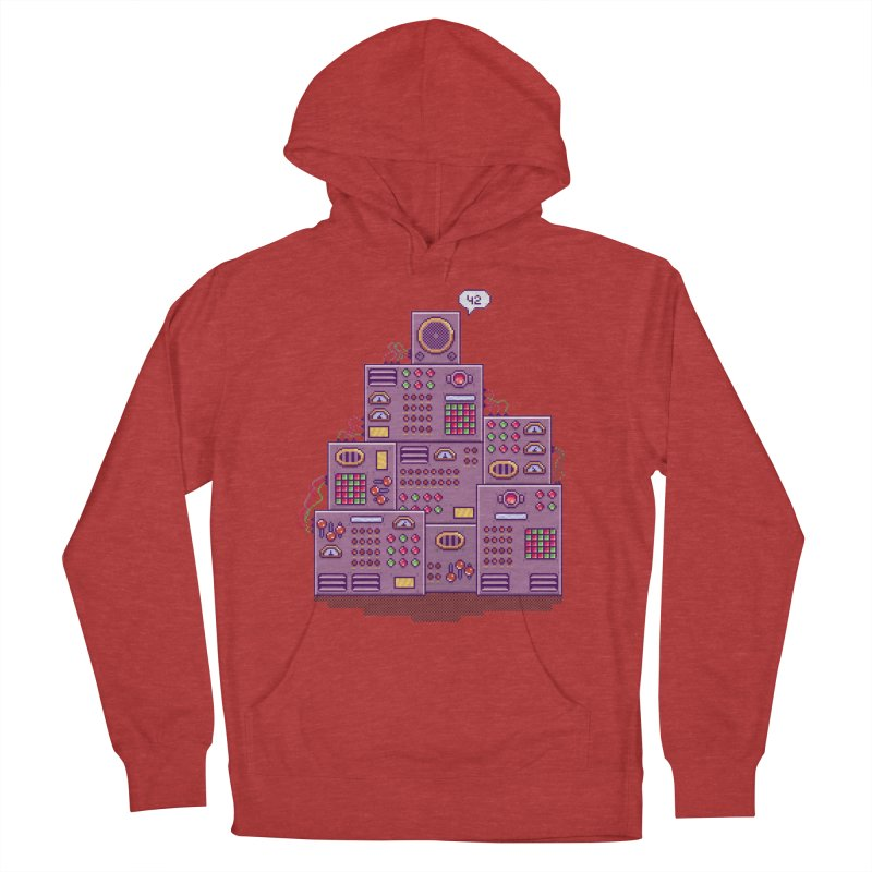 42 Women's Pullover Hoody by Lost in Space
