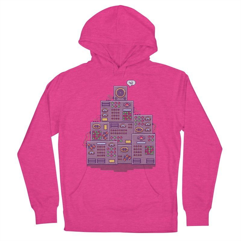 42 Men's Pullover Hoody by Lost in Space