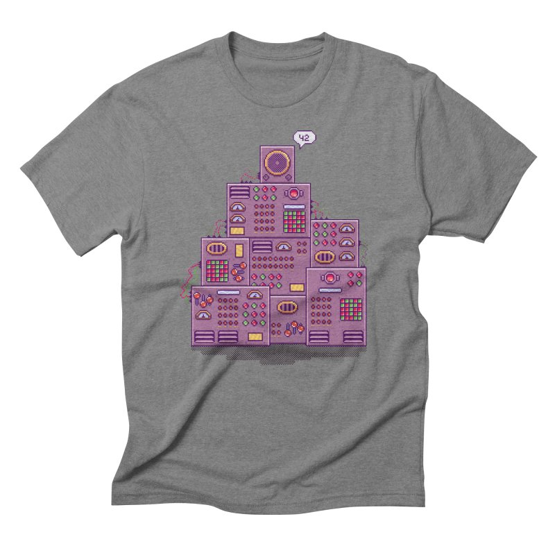 42 Men's Triblend T-shirt by Lost in Space