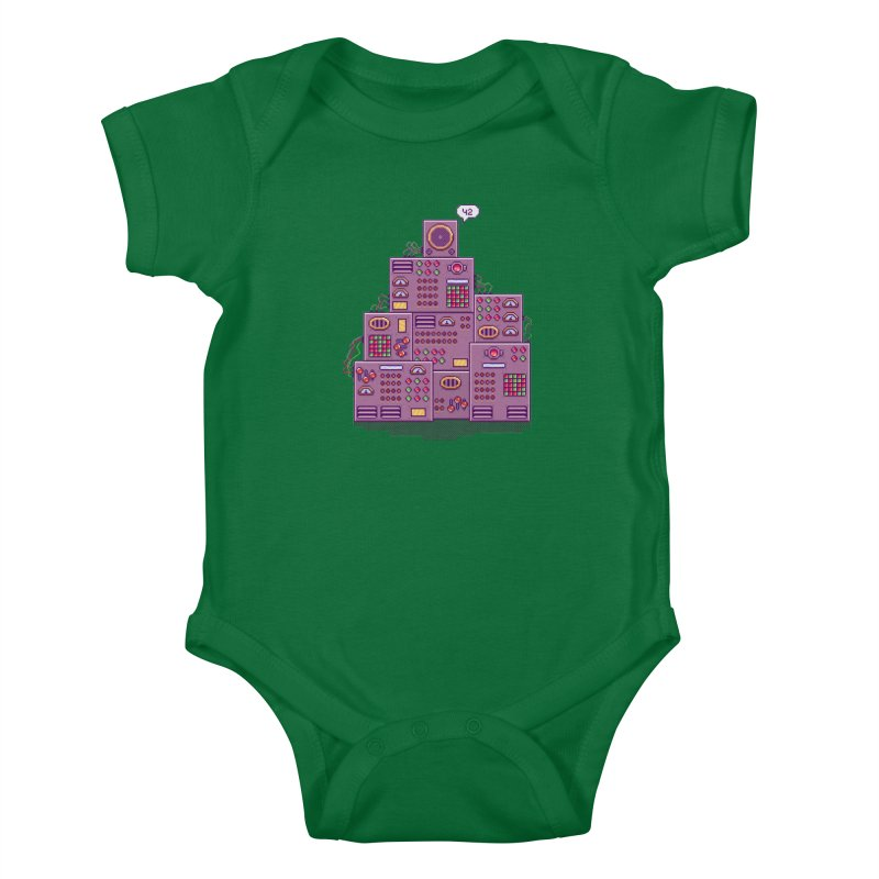 42 Kids Baby Bodysuit by Lost in Space