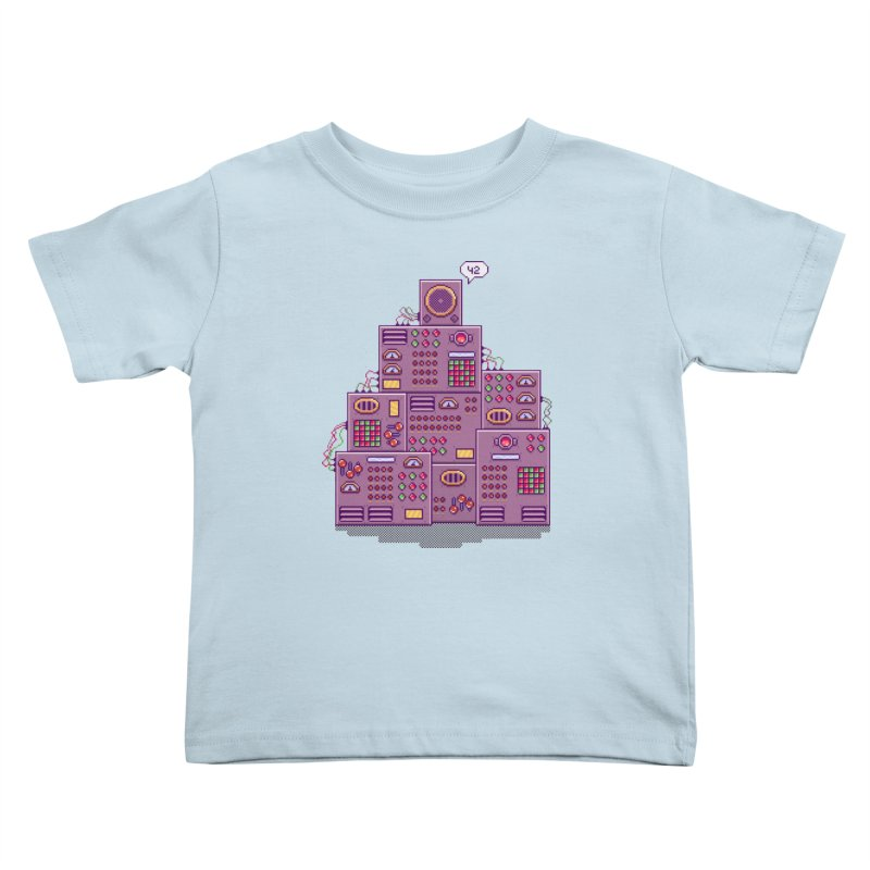 42 Kids Toddler T-Shirt by Lost in Space