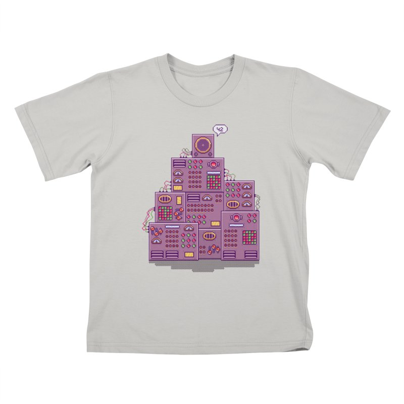 42 Kids T-shirt by Lost in Space