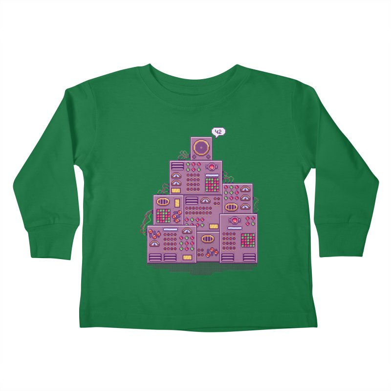 42 Kids Toddler Longsleeve T-Shirt by Lost in Space