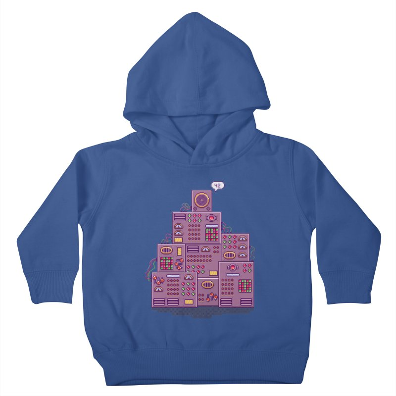 42 Kids Toddler Pullover Hoody by Lost in Space