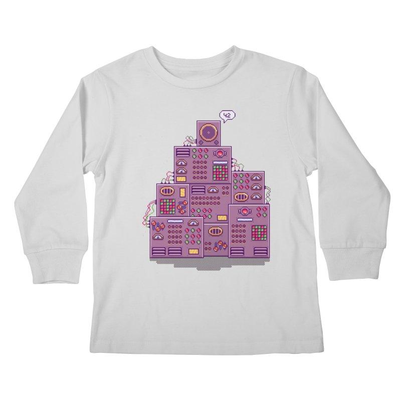 42 Kids Longsleeve T-Shirt by Lost in Space