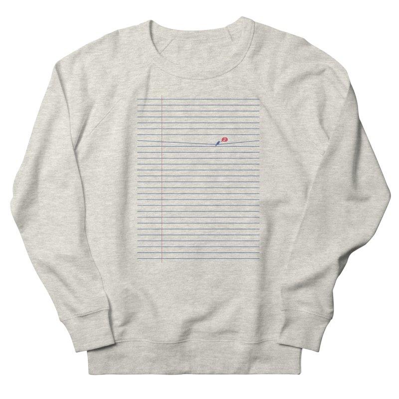 BIRD NOTE Men's Sweatshirt by lostomatos's Artist Shop