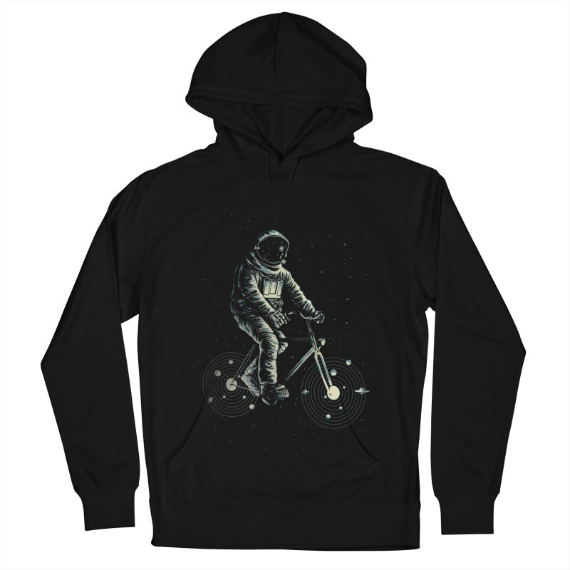 BIKESTELLAR Women's Pullover Hoody by lostomatos's Artist Shop