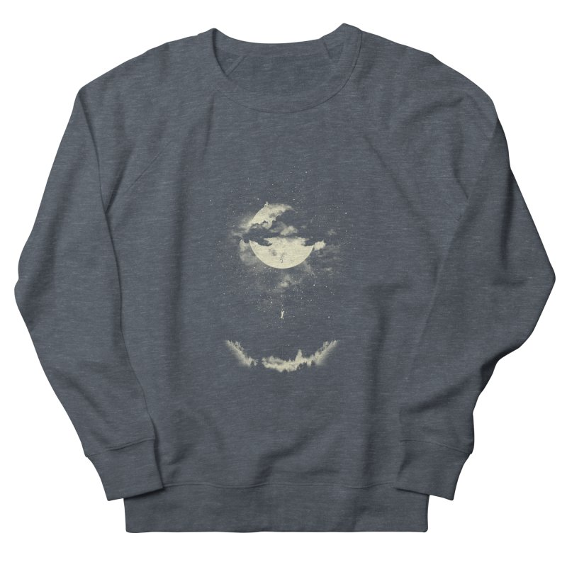 MOON CLIMBING Men's Sweatshirt by lostomatos's Artist Shop