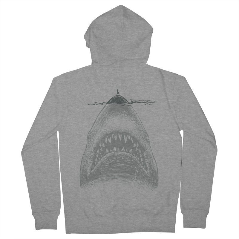 NICE TO EAT YOU Women's Zip-Up Hoody by lostomatos's Artist Shop