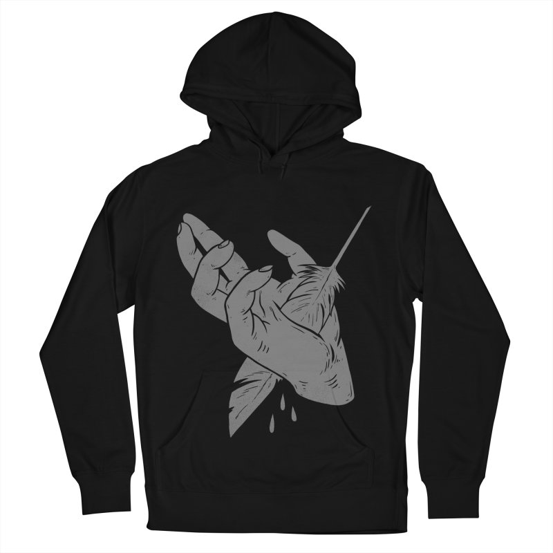 KILLING ME SOFTLY Men's Pullover Hoody by lostomatos's Artist Shop