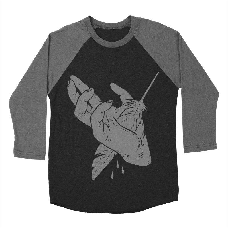 KILLING ME SOFTLY Men's Baseball Triblend T-Shirt by lostomatos's Artist Shop