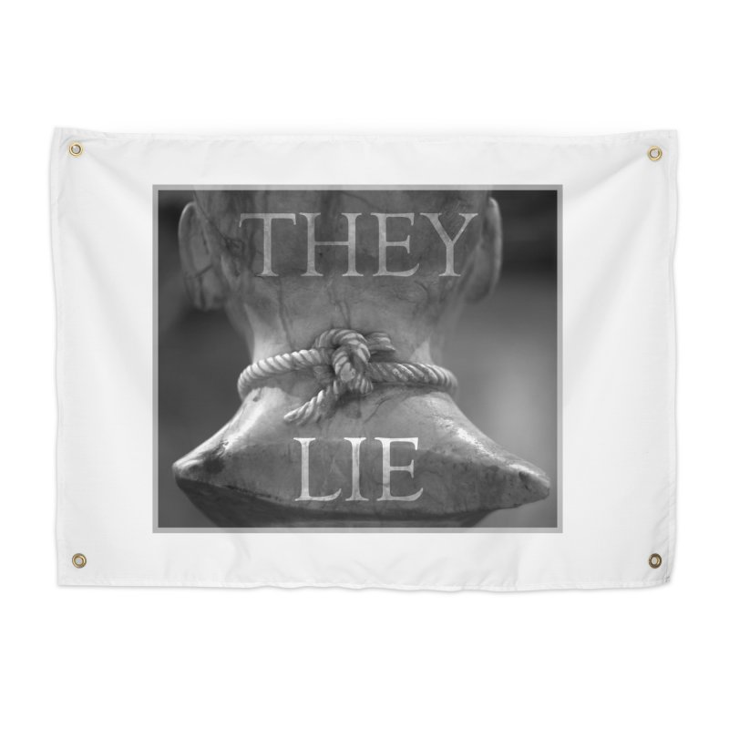 They Lie! Home Tapestry by lostsigil's Artist Shop