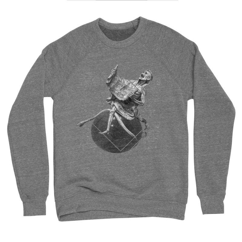 Memento Mori Men's Sponge Fleece Sweatshirt by lostsigil's Artist Shop