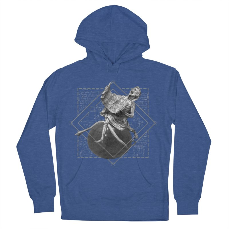 Memento Mori Women's French Terry Pullover Hoody by lostsigil's Artist Shop