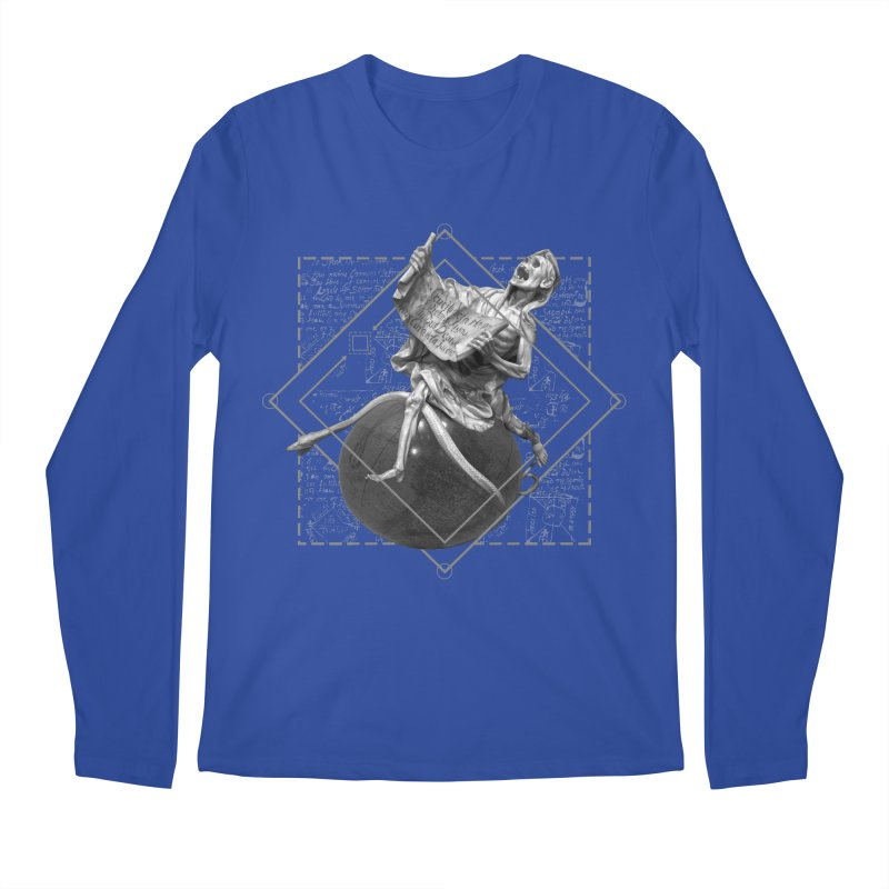 Memento Mori Men's Regular Longsleeve T-Shirt by lostsigil's Artist Shop