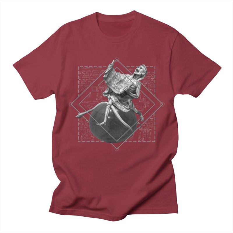 Memento Mori Women's Regular Unisex T-Shirt by lostsigil's Artist Shop