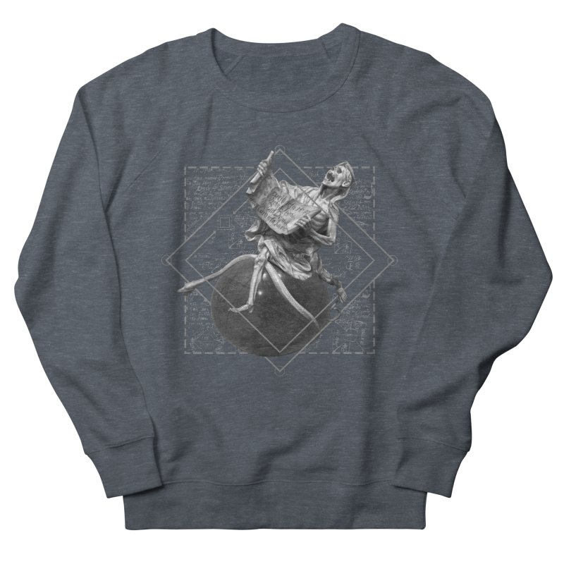 Memento Mori Women's French Terry Sweatshirt by lostsigil's Artist Shop