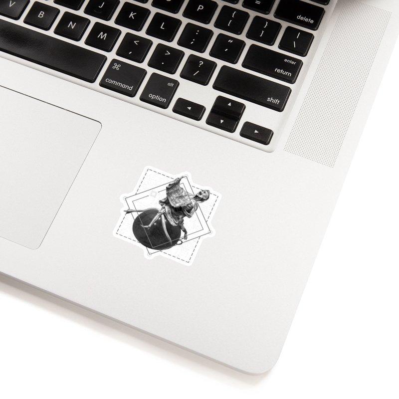 Memento Mori Accessories Sticker by lostsigil's Artist Shop