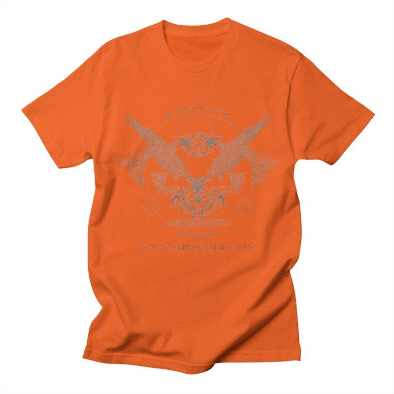 Ichthyosaurus Occultis Women's Regular Unisex T-Shirt by lostsigil's Artist Shop