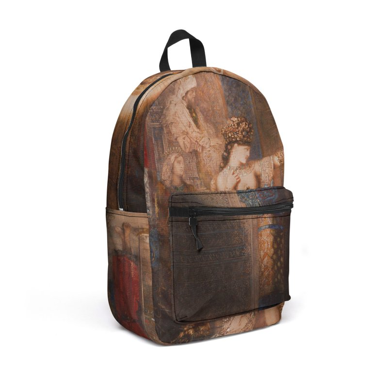 Vivid Retro - The Apparition Accessories Backpack Bag by lostsigil's Artist Shop