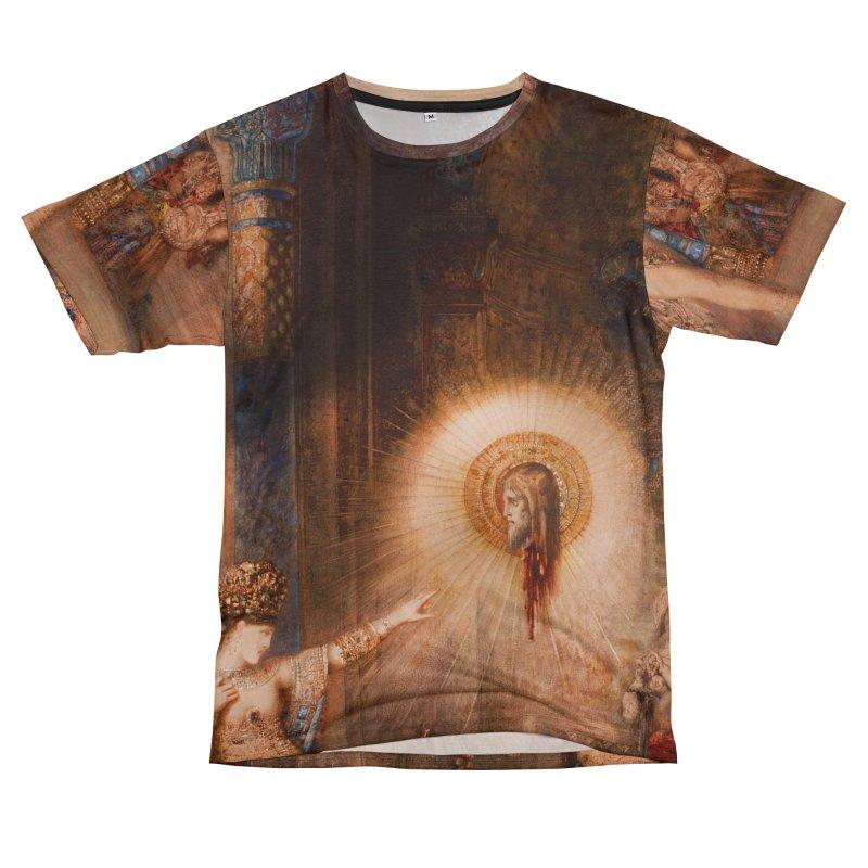 Vivid Retro - The Apparition Men's Cut & Sew by lostsigil's Artist Shop