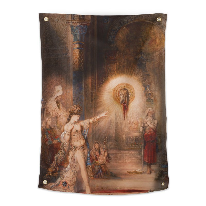 Vivid Retro - The Apparition Home Tapestry by lostsigil's Artist Shop