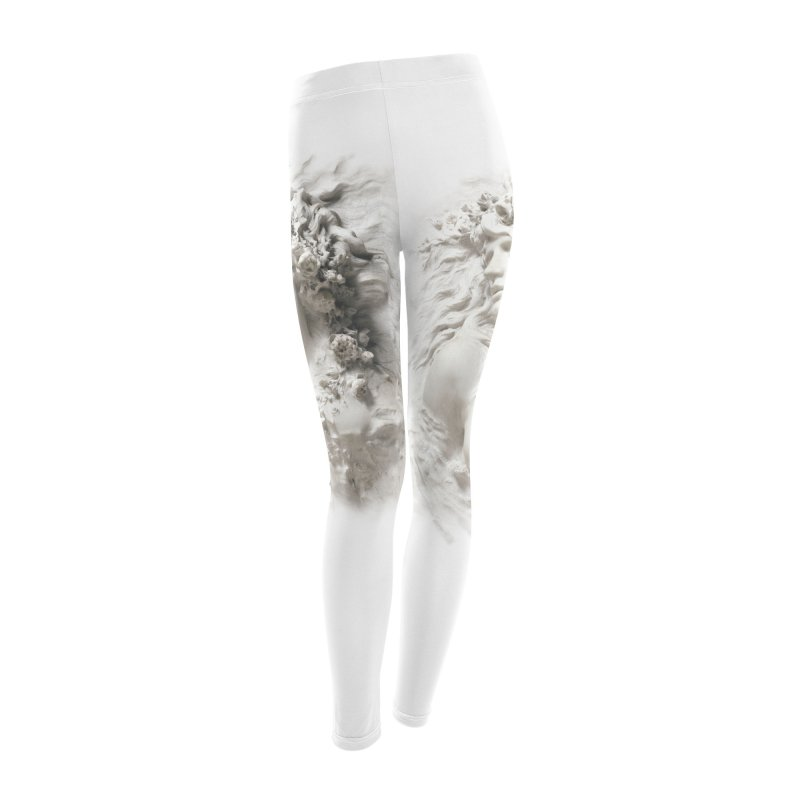 Vivid Retro - Ophelia Women's Leggings Bottoms by lostsigil's Artist Shop