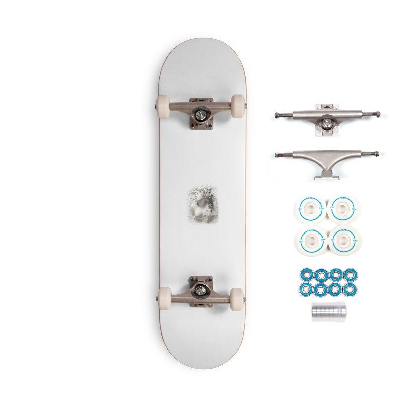 Vivid Retro - Ophelia Accessories Complete - Basic Skateboard by lostsigil's Artist Shop