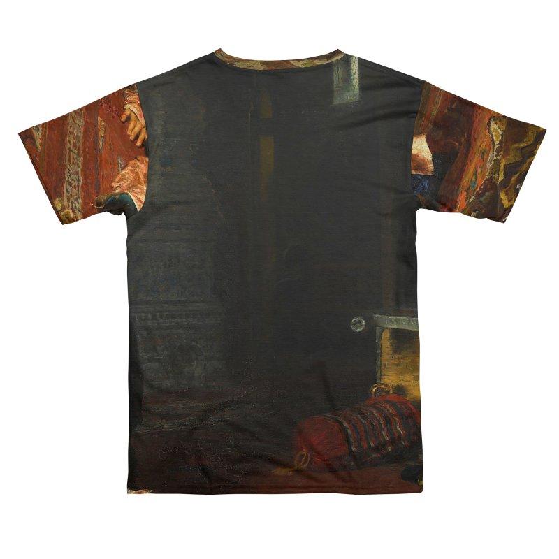 Vivid Retro - Ivan the Terrible and His Son Ivan Men's Cut & Sew by lostsigil's Artist Shop