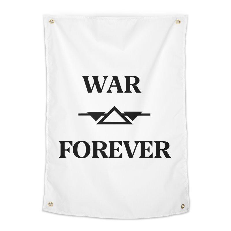 War Forever Home Tapestry by lostsigil's Artist Shop