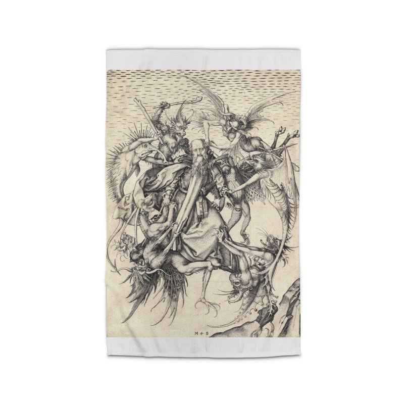 Vivid Retro - St. Anthony Home Rug by lostsigil's Artist Shop
