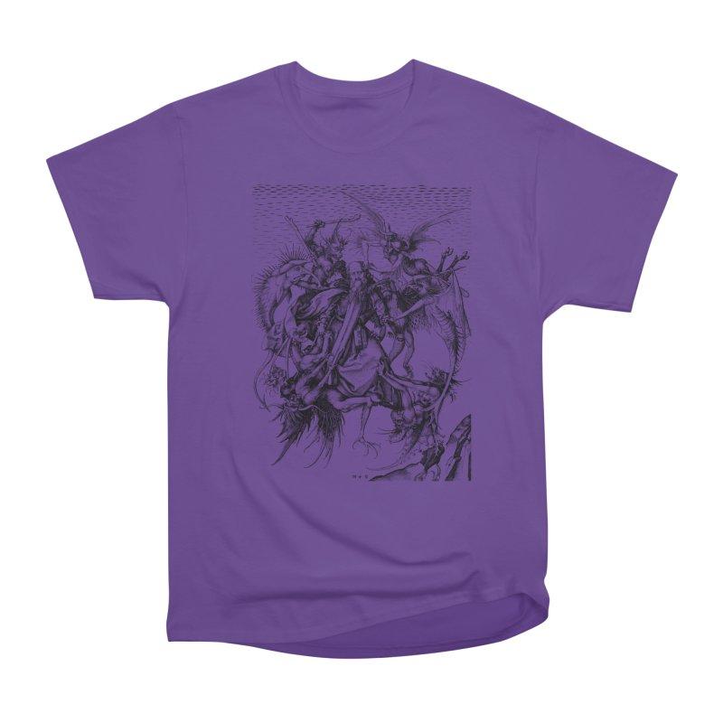 Vivid Retro - St. Anthony Men's Heavyweight T-Shirt by lostsigil's Artist Shop