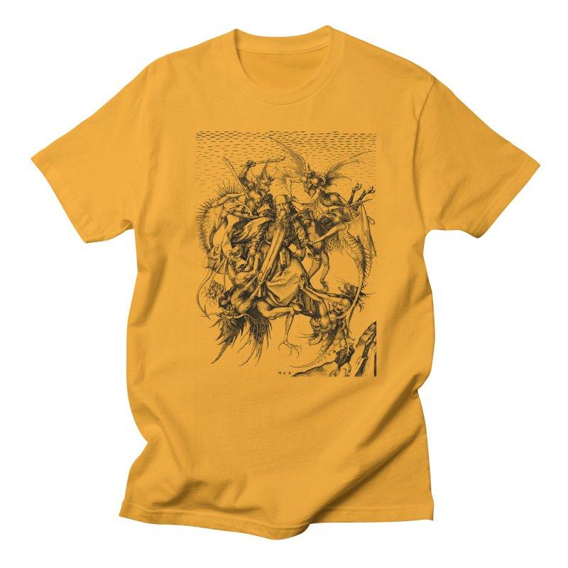 Vivid Retro - St. Anthony Women's Regular Unisex T-Shirt by lostsigil's Artist Shop