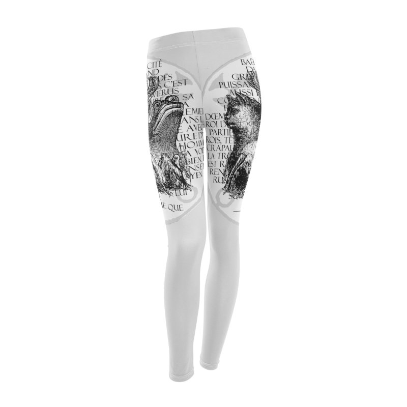 Hierarchia Inferni - Bael Women's Leggings Bottoms by lostsigil's Artist Shop