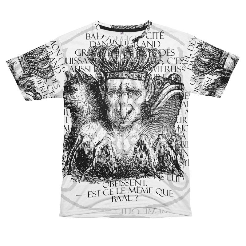 Hierarchia Inferni - Bael Women's Unisex T-Shirt Cut & Sew by lostsigil's Artist Shop