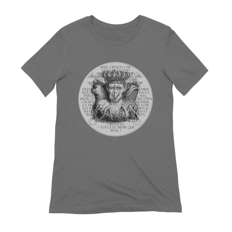 Hierarchia Inferni - Bael Women's Extra Soft T-Shirt by lostsigil's Artist Shop