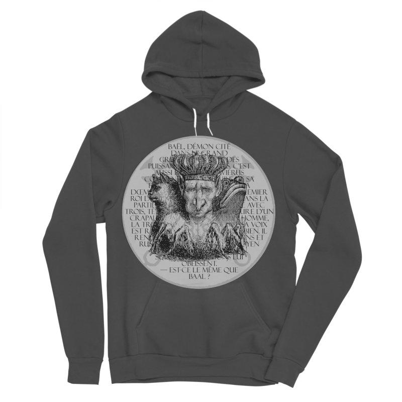 Hierarchia Inferni - Bael Men's Sponge Fleece Pullover Hoody by lostsigil's Artist Shop