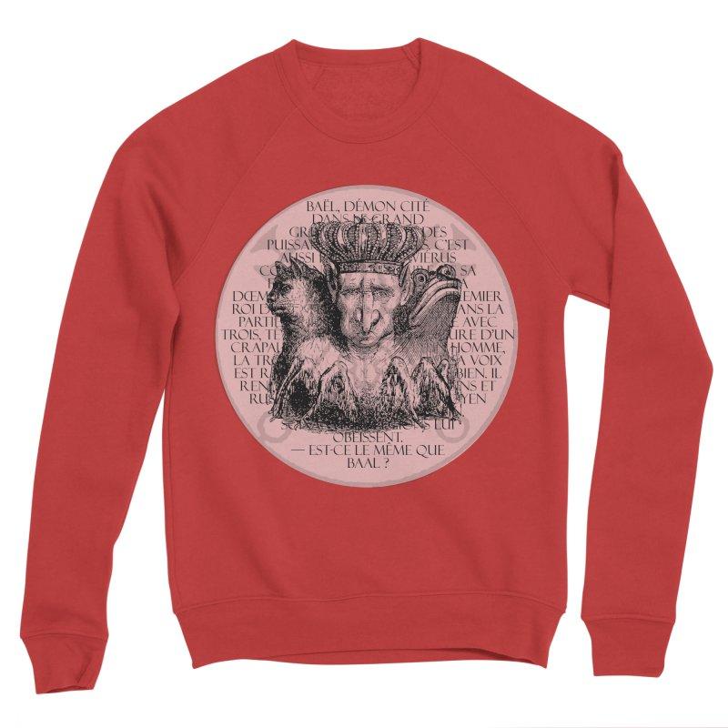 Hierarchia Inferni - Bael Women's Sponge Fleece Sweatshirt by lostsigil's Artist Shop