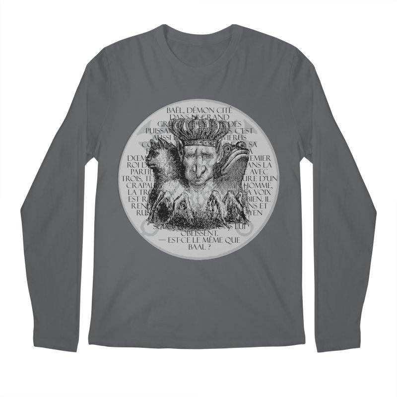 Hierarchia Inferni - Bael Men's Regular Longsleeve T-Shirt by lostsigil's Artist Shop