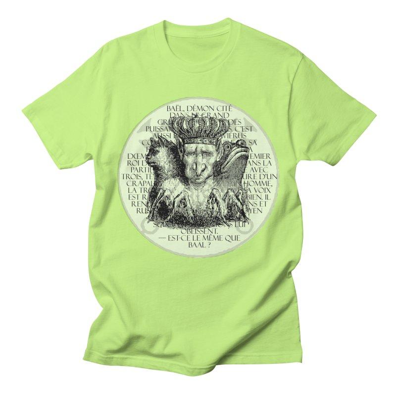 Hierarchia Inferni - Bael Men's Regular T-Shirt by lostsigil's Artist Shop