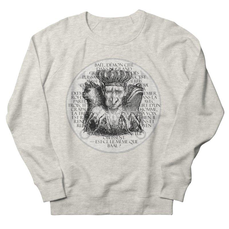 Hierarchia Inferni - Bael Women's French Terry Sweatshirt by lostsigil's Artist Shop