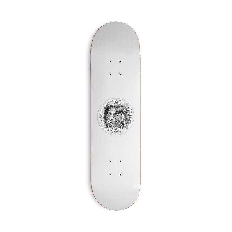 Hierarchia Inferni - Bael Accessories Deck Only Skateboard by lostsigil's Artist Shop
