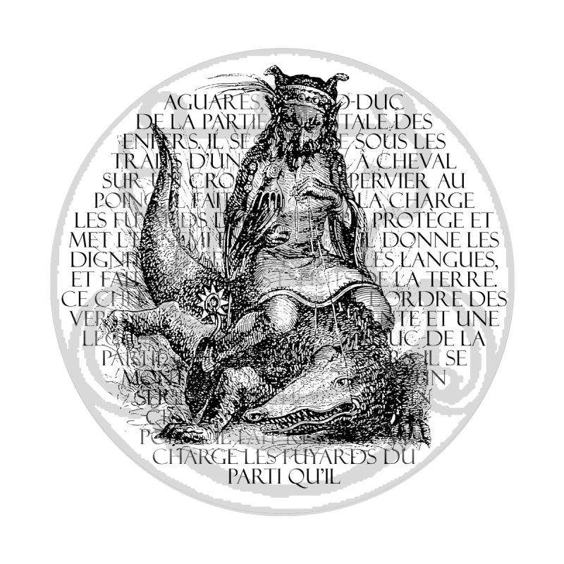 Hierarchia Inferni - Aguares by lostsigil's Artist Shop