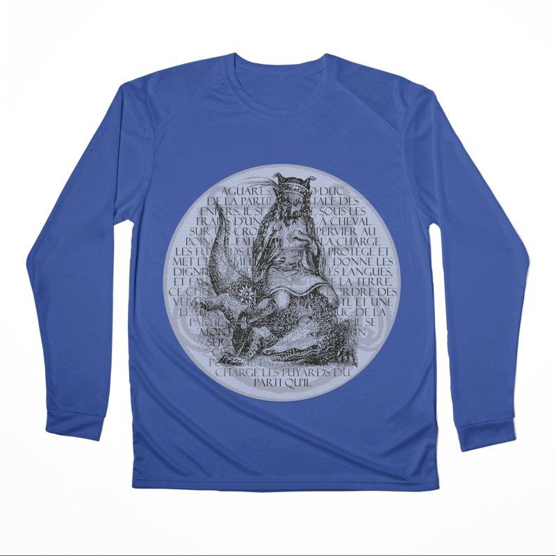 Hierarchia Inferni - Aguares Men's Performance Longsleeve T-Shirt by lostsigil's Artist Shop