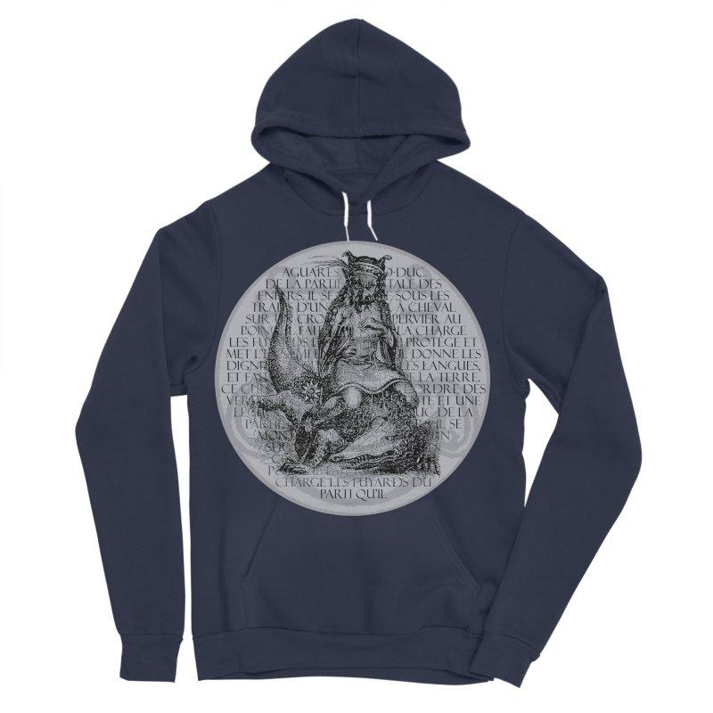 Hierarchia Inferni - Aguares Men's Sponge Fleece Pullover Hoody by lostsigil's Artist Shop