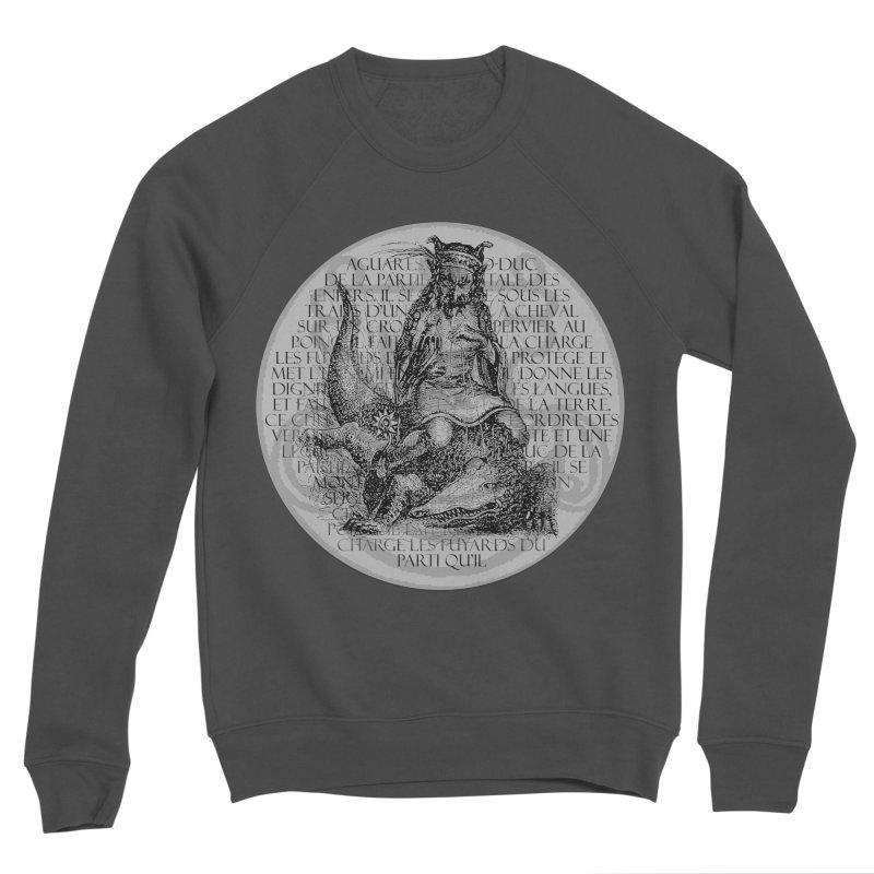 Hierarchia Inferni - Aguares Men's Sponge Fleece Sweatshirt by lostsigil's Artist Shop